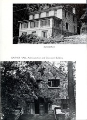 Page 15, 1956 Edition, Montreat College - Sundial Yearbook (Montreat, NC) online yearbook collection