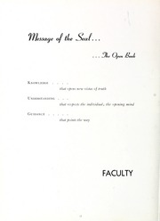 Page 16, 1956 Edition, Montreat College - Sundial Yearbook (Montreat, NC) online yearbook collection