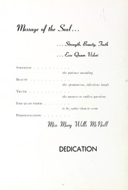 Page 8, 1956 Edition, Montreat College - Sundial Yearbook (Montreat, NC) online yearbook collection