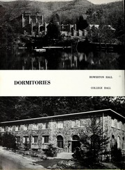 Page 10, 1959 Edition, Montreat College - Sundial Yearbook (Montreat, NC) online yearbook collection