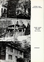 Page 12, 1959 Edition, Montreat College - Sundial Yearbook (Montreat, NC) online yearbook collection