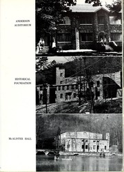 Page 13, 1959 Edition, Montreat College - Sundial Yearbook (Montreat, NC) online yearbook collection