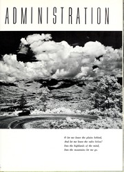 Page 15, 1959 Edition, Montreat College - Sundial Yearbook (Montreat, NC) online yearbook collection