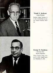 Page 16, 1959 Edition, Montreat College - Sundial Yearbook (Montreat, NC) online yearbook collection