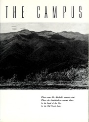 Page 9, 1959 Edition, Montreat College - Sundial Yearbook (Montreat, NC) online yearbook collection