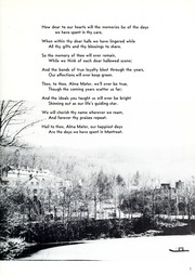 Page 9, 1962 Edition, Montreat College - Sundial Yearbook (Montreat, NC) online yearbook collection