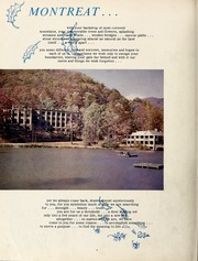 Page 8, 1964 Edition, Montreat College - Sundial Yearbook (Montreat, NC) online yearbook collection