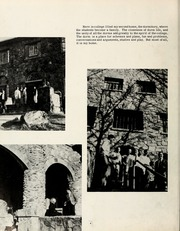 Page 12, 1965 Edition, Montreat College - Sundial Yearbook (Montreat, NC) online yearbook collection