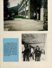 Page 13, 1965 Edition, Montreat College - Sundial Yearbook (Montreat, NC) online yearbook collection