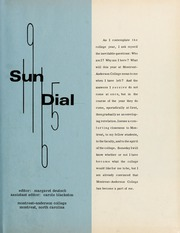 Page 3, 1965 Edition, Montreat College - Sundial Yearbook (Montreat, NC) online yearbook collection
