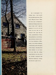 Page 5, 1965 Edition, Montreat College - Sundial Yearbook (Montreat, NC) online yearbook collection