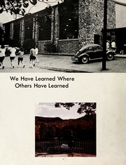 Page 12, 1966 Edition, Montreat College - Sundial Yearbook (Montreat, NC) online yearbook collection
