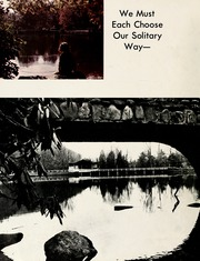 Page 14, 1966 Edition, Montreat College - Sundial Yearbook (Montreat, NC) online yearbook collection