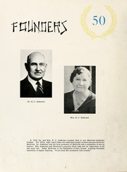 Page 6, 1966 Edition, Montreat College - Sundial Yearbook (Montreat, NC) online yearbook collection