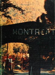 1975 Edition, Montreat College - Sundial Yearbook (Montreat, NC)