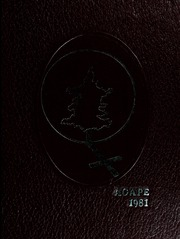 1981 Edition, Montreat College - Sundial Yearbook (Montreat, NC)