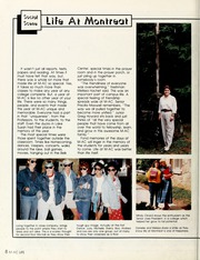 Page 12, 1988 Edition, Montreat College - Sundial Yearbook (Montreat, NC) online yearbook collection