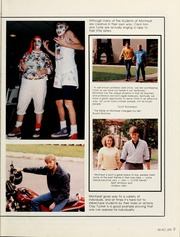 Page 13, 1988 Edition, Montreat College - Sundial Yearbook (Montreat, NC) online yearbook collection