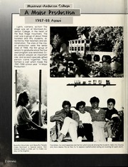 Page 6, 1988 Edition, Montreat College - Sundial Yearbook (Montreat, NC) online yearbook collection