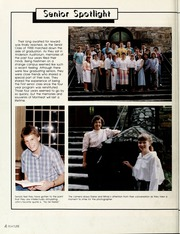 Page 8, 1988 Edition, Montreat College - Sundial Yearbook (Montreat, NC) online yearbook collection