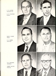 Page 13, 1957 Edition, Mount Olive College - Olive Leaves Yearbook (Mount Olive, NC) online yearbook collection