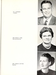 Page 15, 1957 Edition, Mount Olive College - Olive Leaves Yearbook (Mount Olive, NC) online yearbook collection