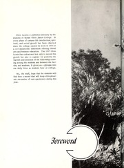 Page 6, 1957 Edition, Mount Olive College - Olive Leaves Yearbook (Mount Olive, NC) online yearbook collection
