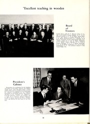 Page 14, 1960 Edition, Mount Olive College - Olive Leaves Yearbook (Mount Olive, NC) online yearbook collection