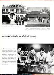 Page 13, 1961 Edition, Mount Olive College - Olive Leaves Yearbook (Mount Olive, NC) online yearbook collection
