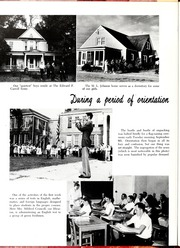 Page 14, 1961 Edition, Mount Olive College - Olive Leaves Yearbook (Mount Olive, NC) online yearbook collection