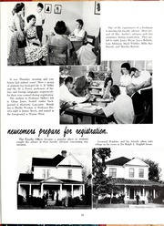 Page 15, 1961 Edition, Mount Olive College - Olive Leaves Yearbook (Mount Olive, NC) online yearbook collection
