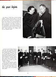 Page 17, 1961 Edition, Mount Olive College - Olive Leaves Yearbook (Mount Olive, NC) online yearbook collection