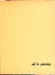 Page 3, 1961 Edition, Mount Olive College - Olive Leaves Yearbook (Mount Olive, NC) online yearbook collection