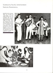 Page 14, 1964 Edition, Mount Olive College - Olive Leaves Yearbook (Mount Olive, NC) online yearbook collection