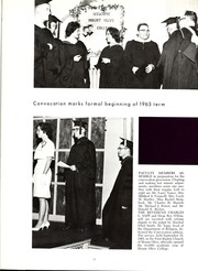 Page 15, 1964 Edition, Mount Olive College - Olive Leaves Yearbook (Mount Olive, NC) online yearbook collection
