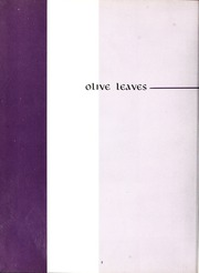 Page 6, 1964 Edition, Mount Olive College - Olive Leaves Yearbook (Mount Olive, NC) online yearbook collection