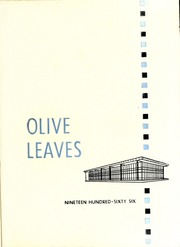 Mount Olive College - Olive Leaves Yearbook (Mount Olive, NC) online yearbook collection, 1966 Edition, Page 1