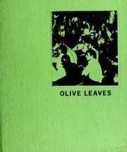 Mount Olive College - Olive Leaves Yearbook (Mount Olive, NC) online yearbook collection, 1970 Edition, Page 1