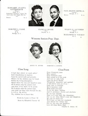 Page 10, 1941 Edition, St Augustines College - Falcon Yearbook (Raleigh, NC) online yearbook collection