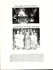 Page 11, 1941 Edition, St Augustines College - Falcon Yearbook (Raleigh, NC) online yearbook collection