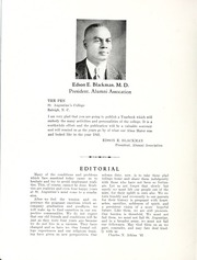 Page 4, 1941 Edition, St Augustines College - Falcon Yearbook (Raleigh, NC) online yearbook collection
