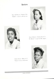 Page 17, 1942 Edition, St Augustines College - Falcon Yearbook (Raleigh, NC) online yearbook collection