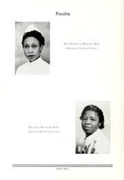 Page 8, 1942 Edition, St Augustines College - Falcon Yearbook (Raleigh, NC) online yearbook collection