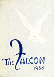 Page 1, 1958 Edition, St Augustines College - Falcon Yearbook (Raleigh, NC) online yearbook collection