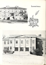 Page 12, 1958 Edition, St Augustines College - Falcon Yearbook (Raleigh, NC) online yearbook collection
