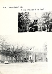 Page 13, 1958 Edition, St Augustines College - Falcon Yearbook (Raleigh, NC) online yearbook collection
