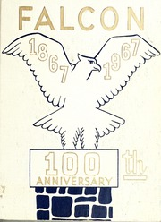 Page 1, 1967 Edition, St Augustines College - Falcon Yearbook (Raleigh, NC) online yearbook collection