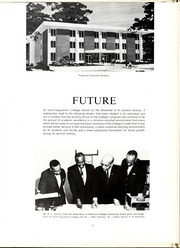 Page 10, 1967 Edition, St Augustines College - Falcon Yearbook (Raleigh, NC) online yearbook collection