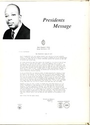 Page 12, 1967 Edition, St Augustines College - Falcon Yearbook (Raleigh, NC) online yearbook collection