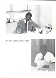 Page 16, 1980 Edition, St Augustines College - Falcon Yearbook (Raleigh, NC) online yearbook collection